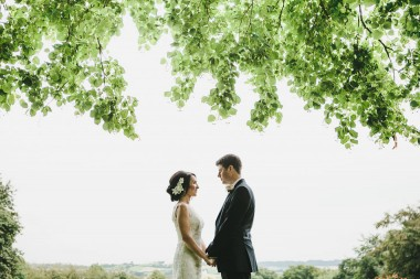 Natural relaxed wedding 374