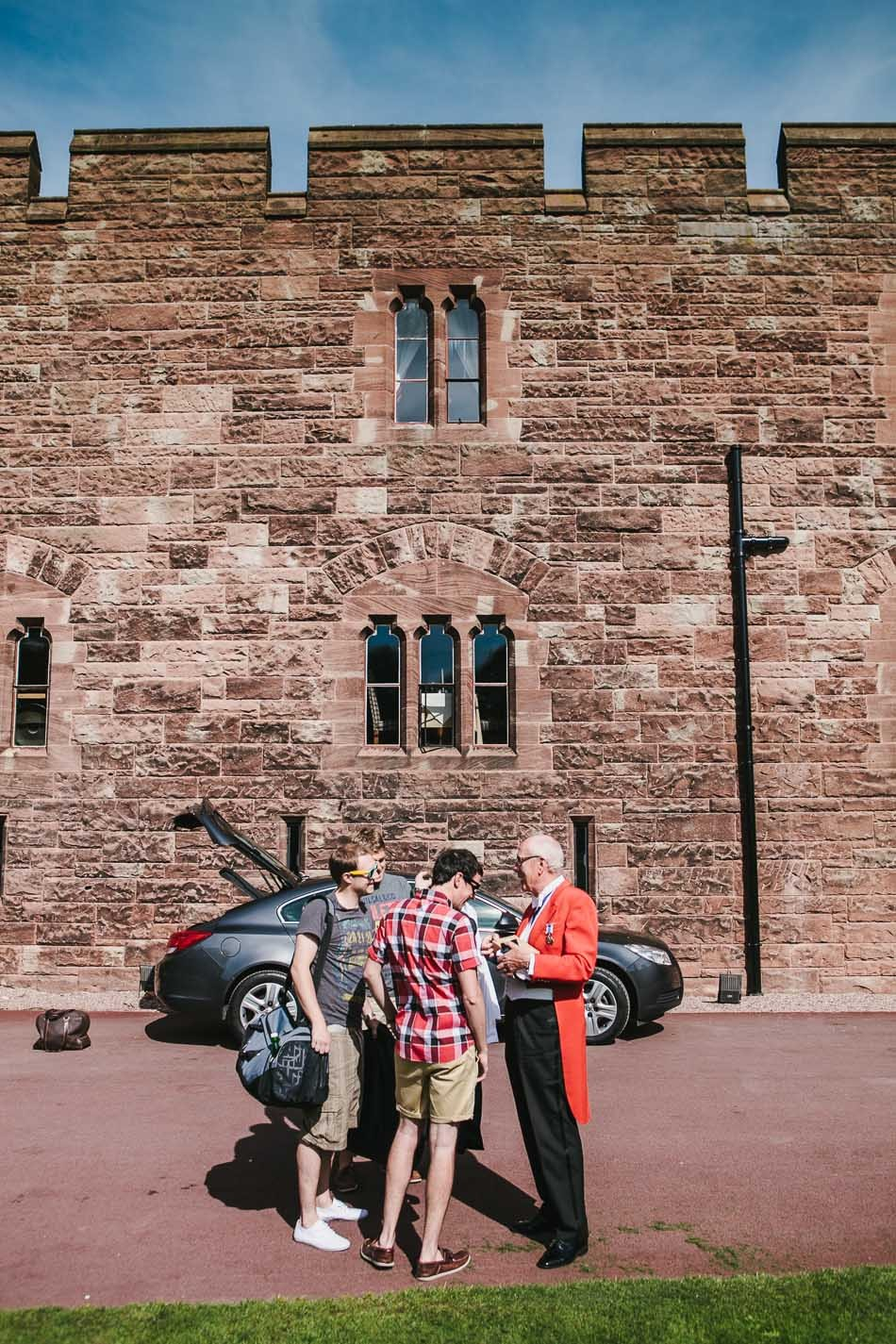 Peckforton castle wedding 148
