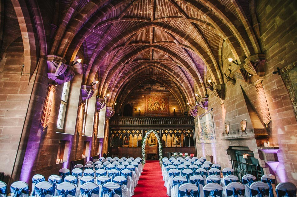 Peckforton castle wedding 177