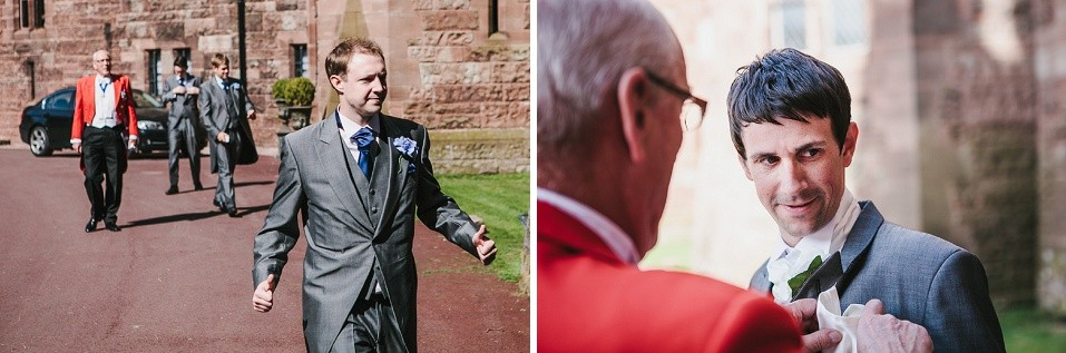Peckforton castle wedding 191