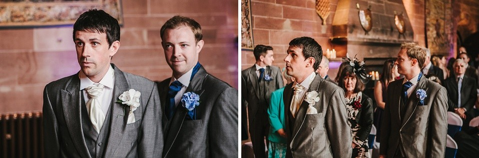 Peckforton castle wedding 243