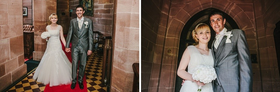 Peckforton castle wedding 328