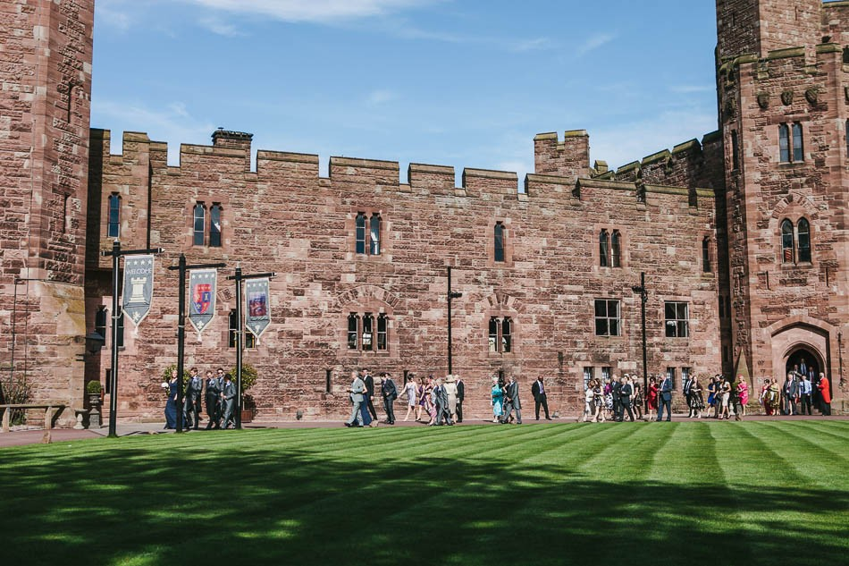 Peckforton castle wedding 338