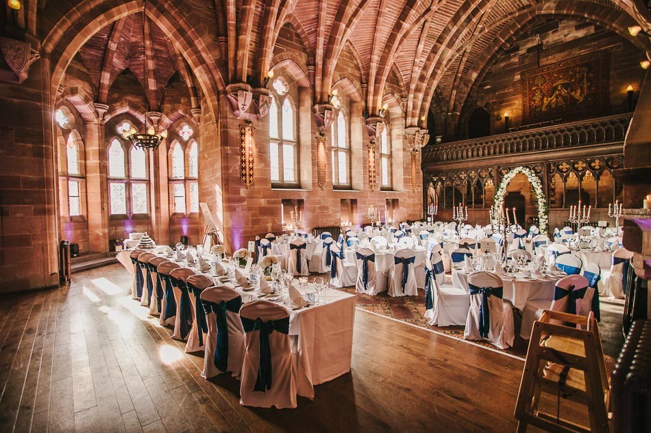 Peckforton castle wedding 466