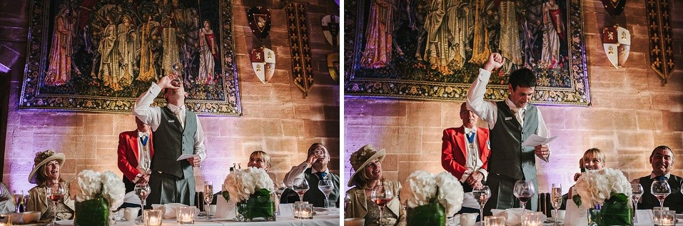Peckforton castle wedding 557