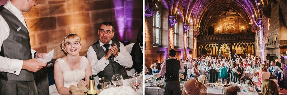 Peckforton castle wedding 565