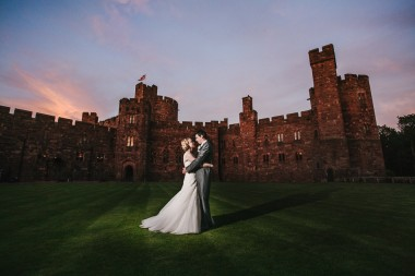 Peckforton castle wedding 628