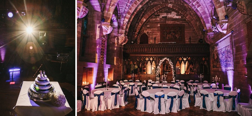 Peckforton castle wedding 632