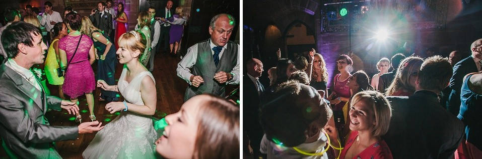 Peckforton castle wedding 686