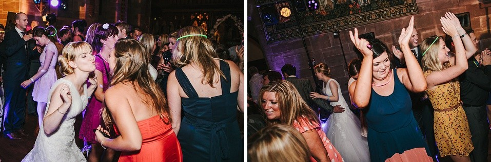 Peckforton castle wedding 695