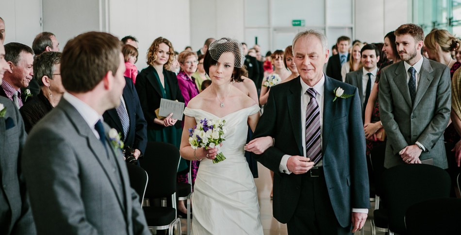 Millennium gallery wedding 203