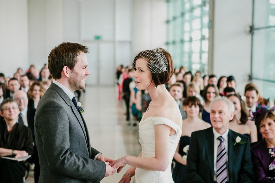 Millennium gallery wedding 234