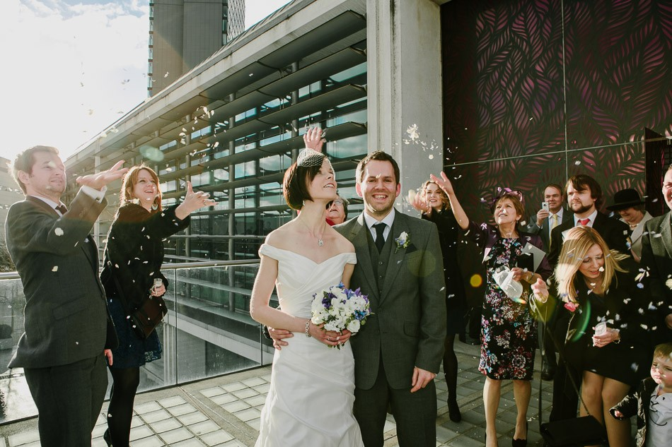 Millennium gallery wedding 305