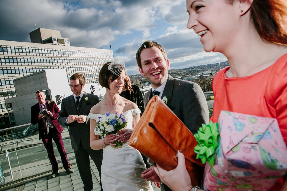 Millennium gallery wedding 311