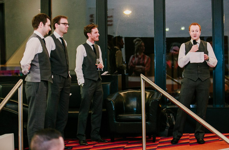 Millennium gallery wedding 552