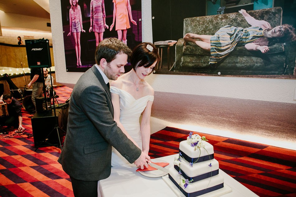 Millennium gallery wedding 576