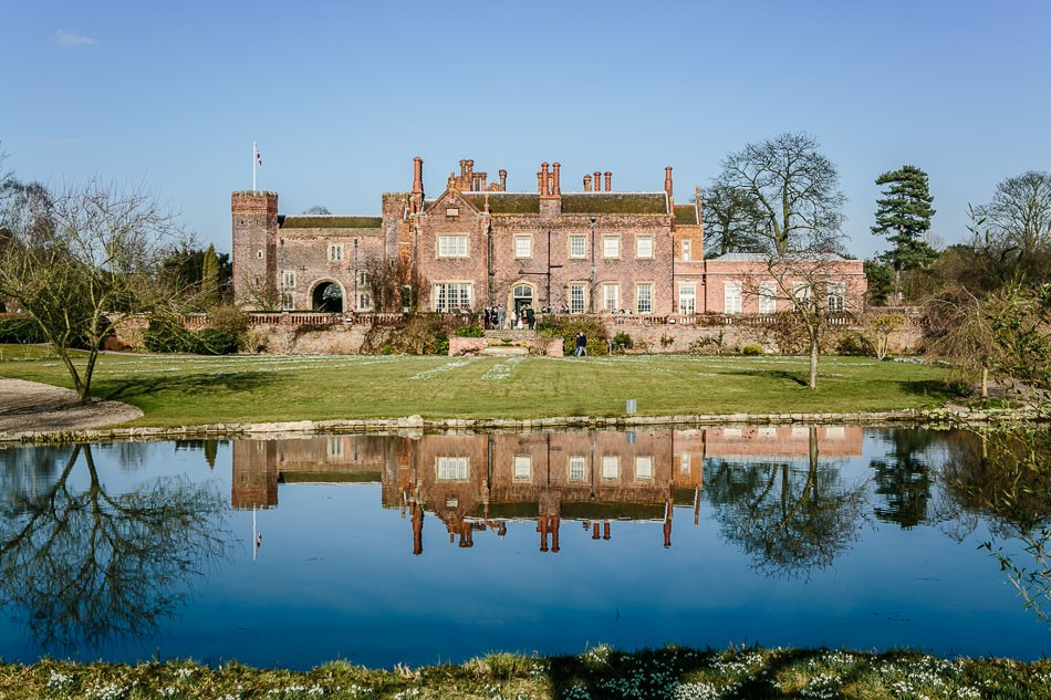 Hodsock priory winter wedding 100