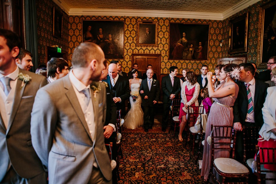 Hodsock priory winter wedding 248
