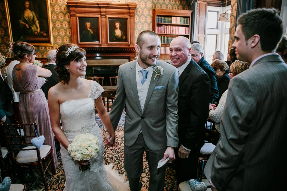 Hodsock priory winter wedding 305