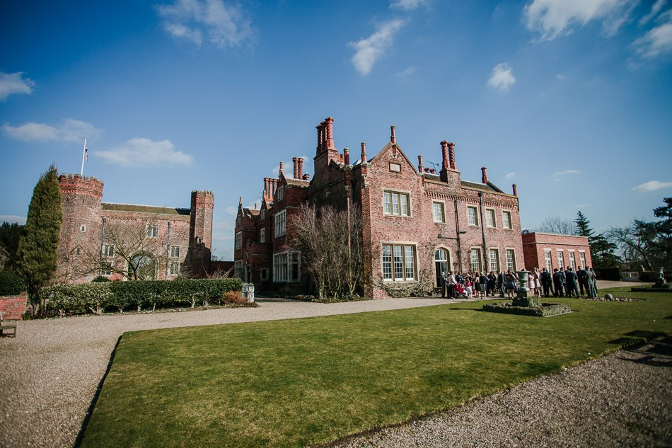 Hodsock priory winter wedding 349
