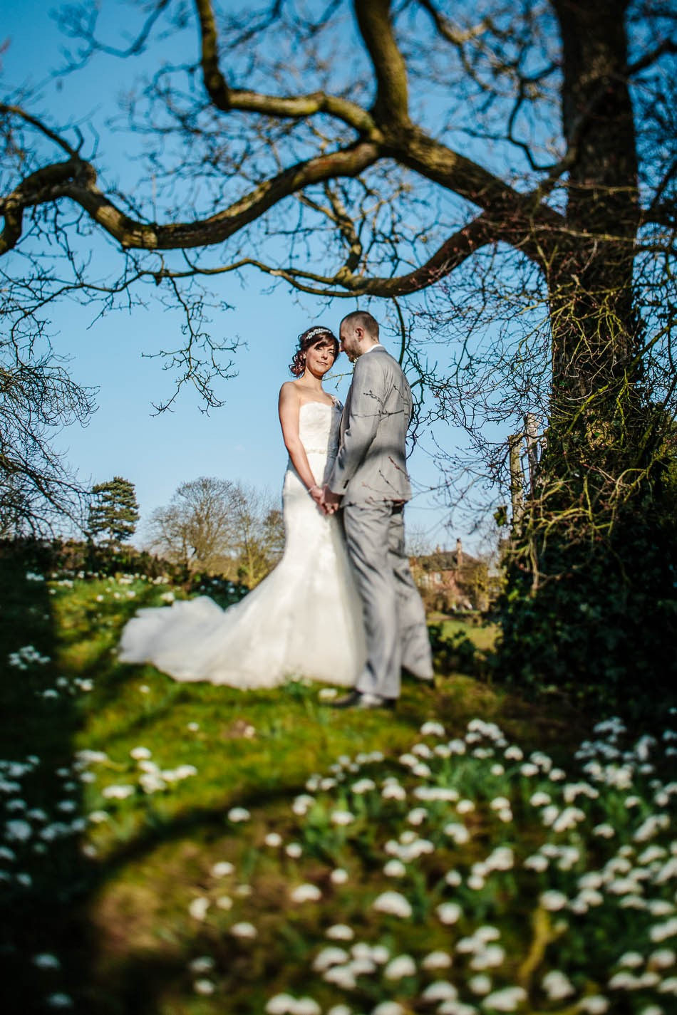 Hodsock priory winter wedding 408