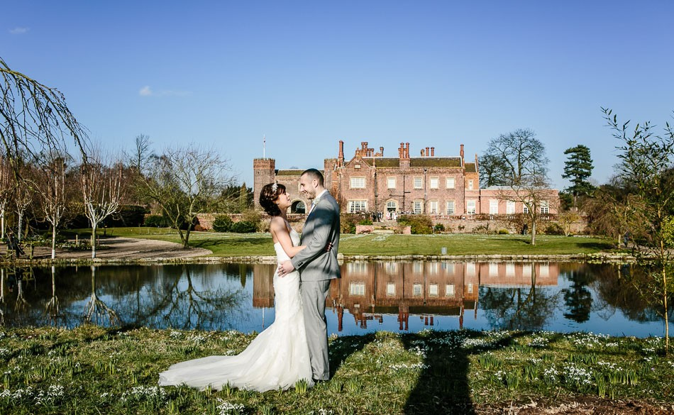 Hodsock priory winter wedding 411