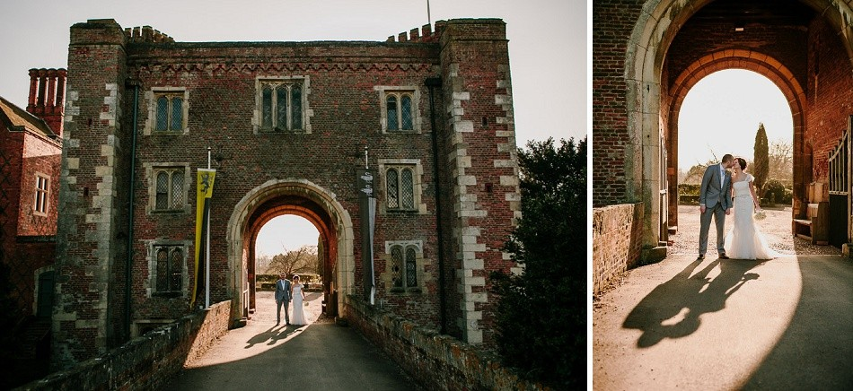 Hodsock priory winter wedding 442