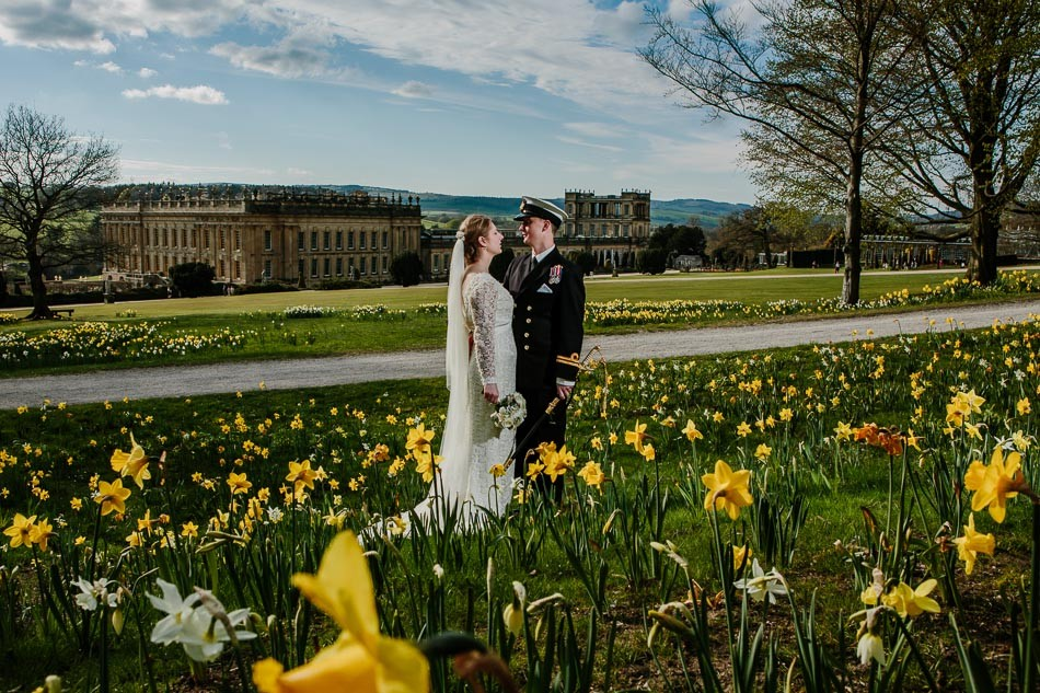Chatsworth house wedding 12