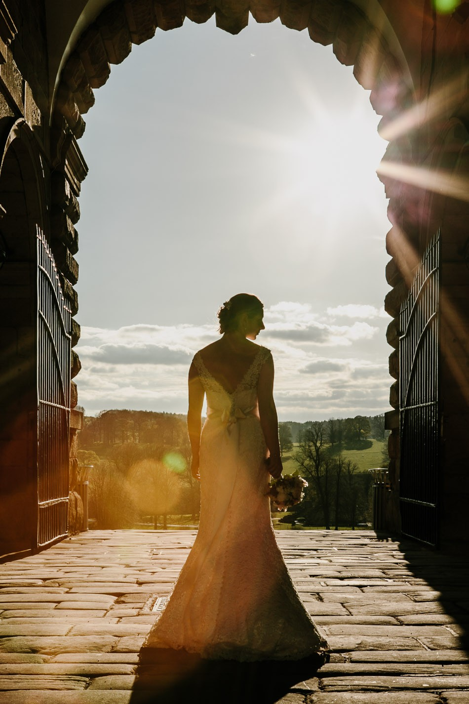 Chatsworth house wedding 15