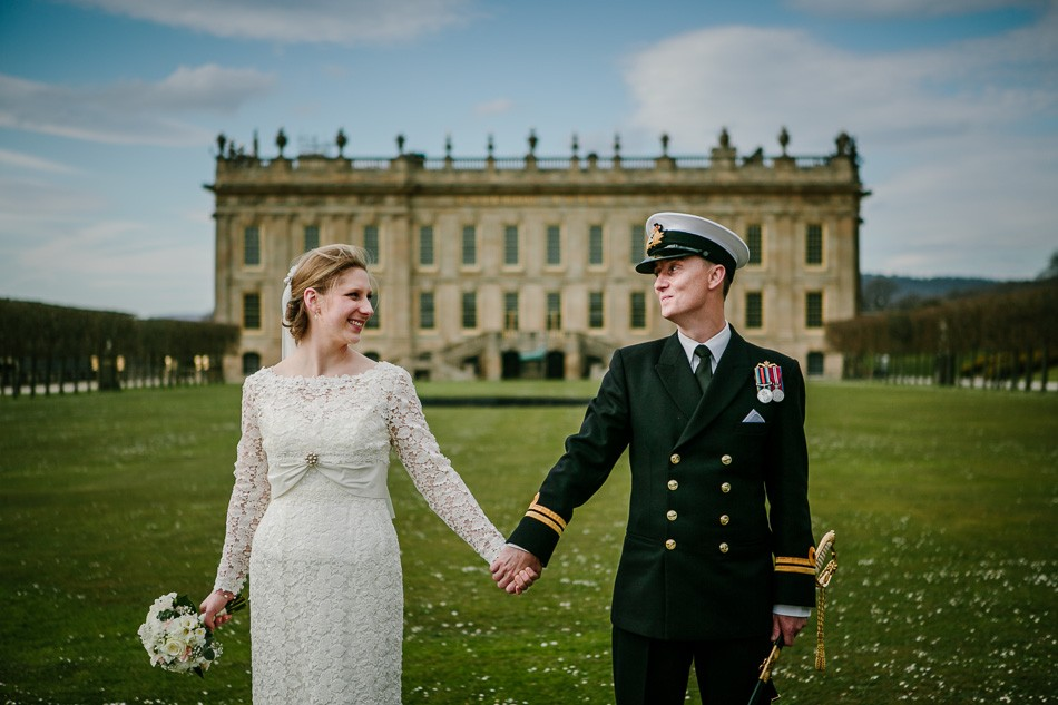Chatsworth house wedding 8