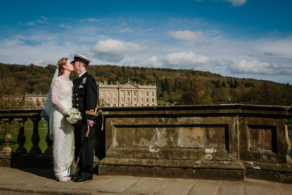 Chatsworth house wedding derbyshire 396