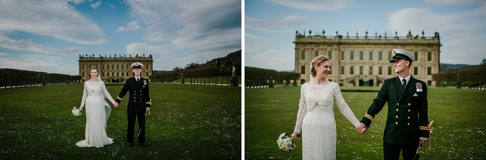 Chatsworth house wedding derbyshire 434