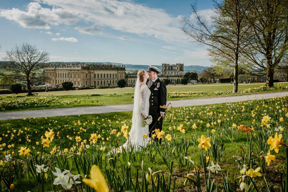 Chatsworth house wedding derbyshire 472