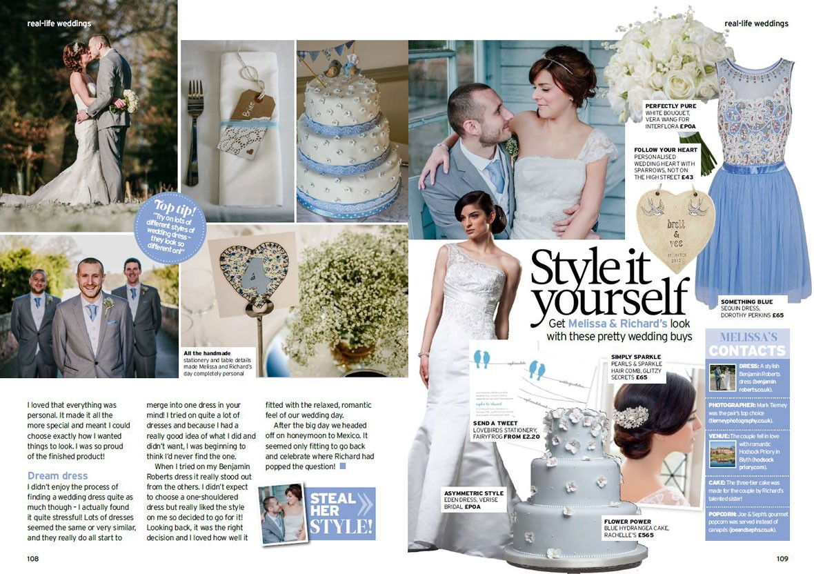 Perfect wedding magazine 3