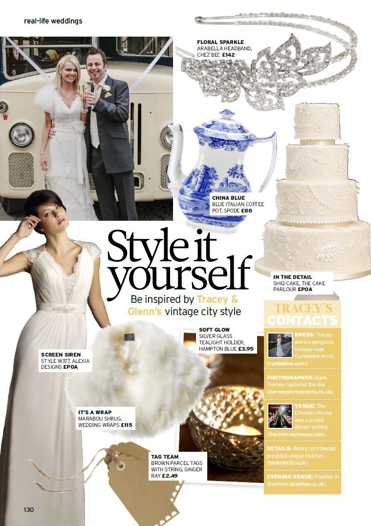 Perfect wedding magazine 6