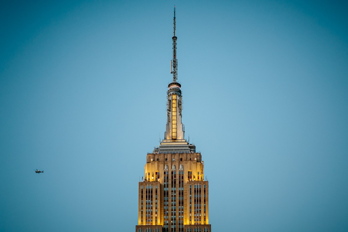 Empire state building 206