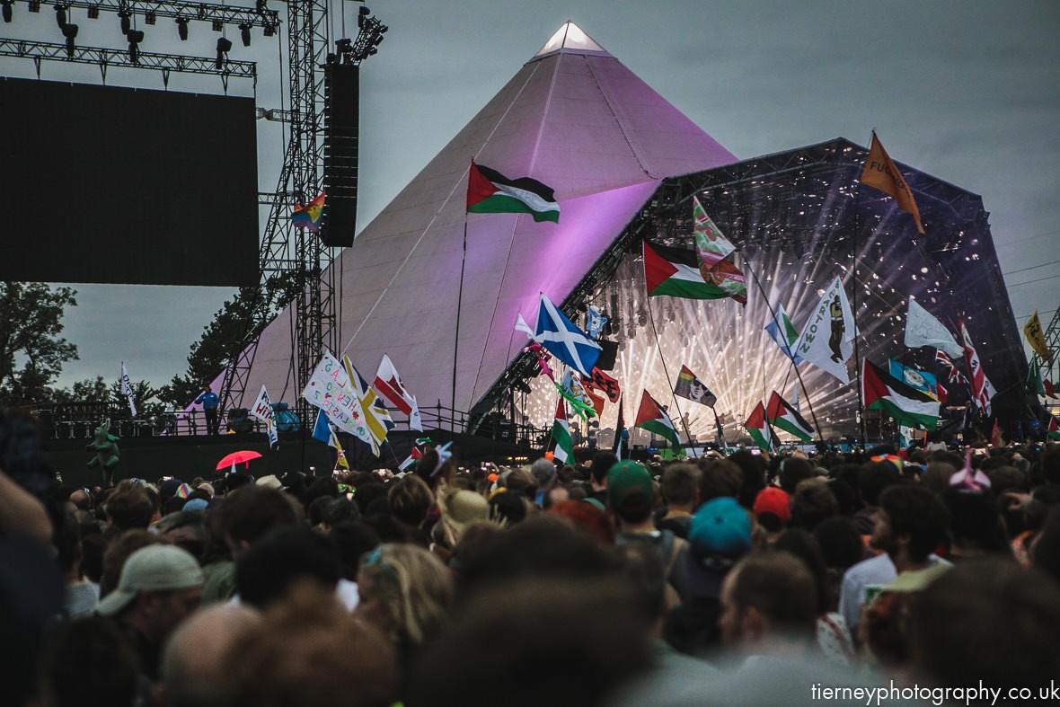 Glastonbury Festival 2017 Tierney Photography