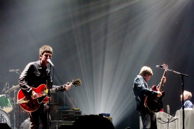Noel gallagher 2011