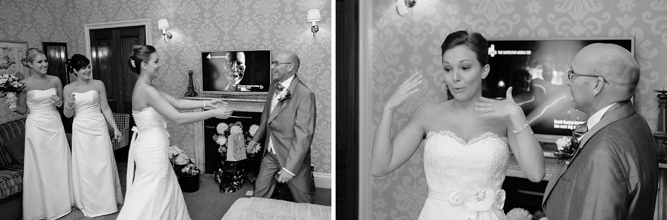 Ringwood hall wedding 1