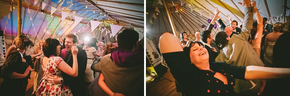 Yurt wedding 746
