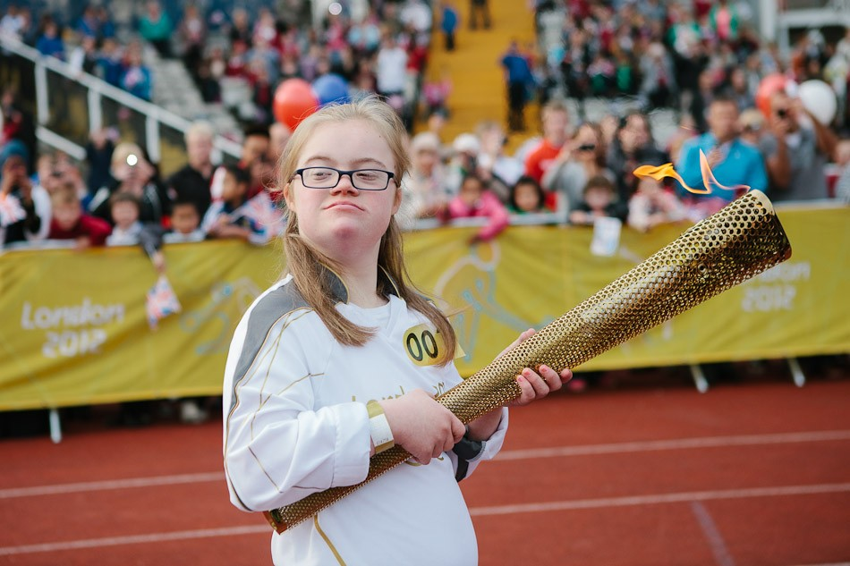 Olympic torch 208