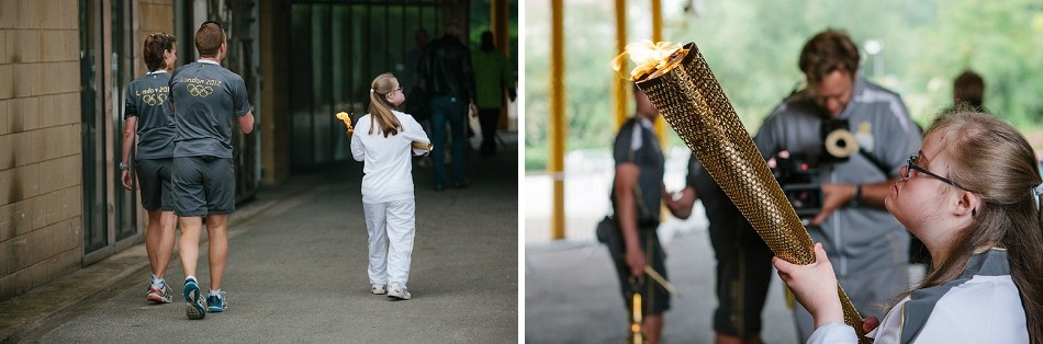 Olympic torch 223
