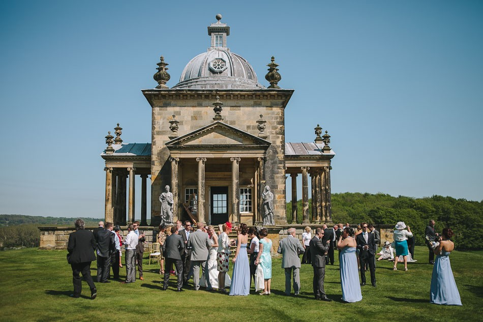 Castle howard wedding 349