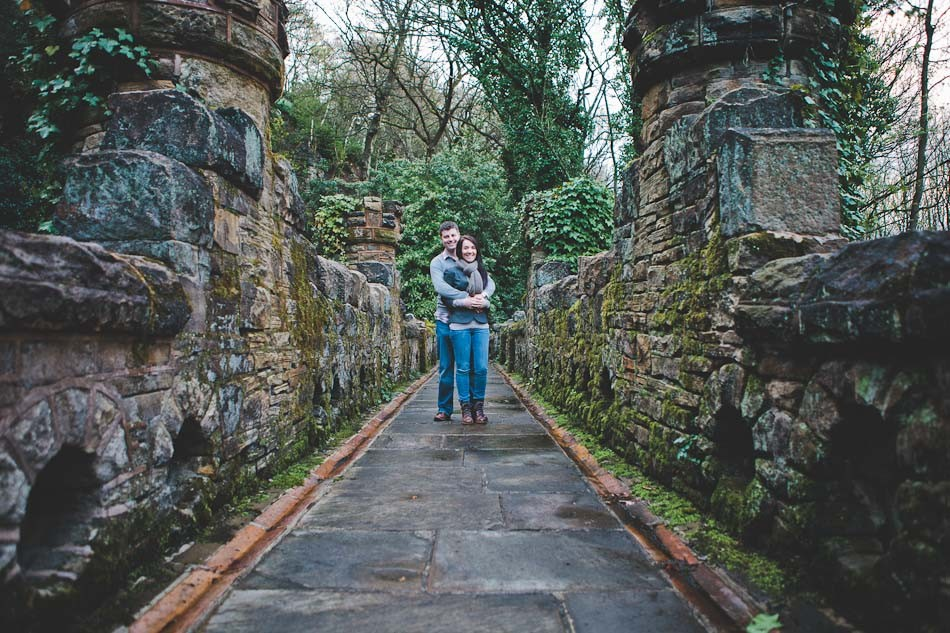 Huddersfield Pre-Wedding Photography, Beaumont Park