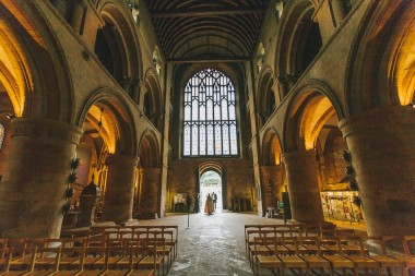 Southwell minster wedding 202