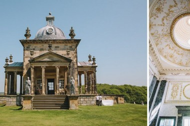 Castle howard wedding 218
