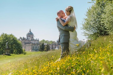 Castle howard wedding 399