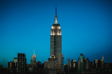 1 new york prints empire state building 1