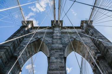 New york prints brooklyn bridge
