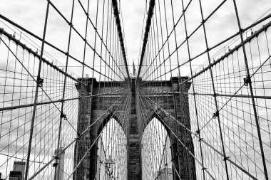 New york prints brooklyn bridge abstract 5